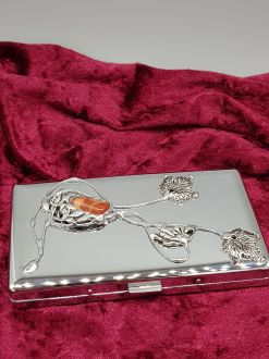 FAIRY LEAVES CIGARETTE CASE