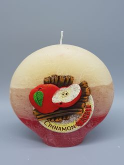 CINAMON AND APPLE CIRCLE